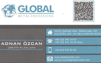 Global Metall Processing