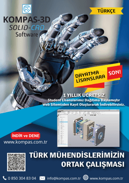 KOMPAS-3D SOLID-CAD Software
