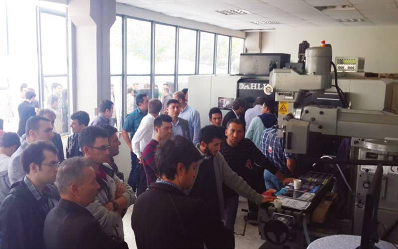 Ankara Open House Etkinliğimiz Tekyaz ve Iscar ile Birlikte Gerçekleştirildi