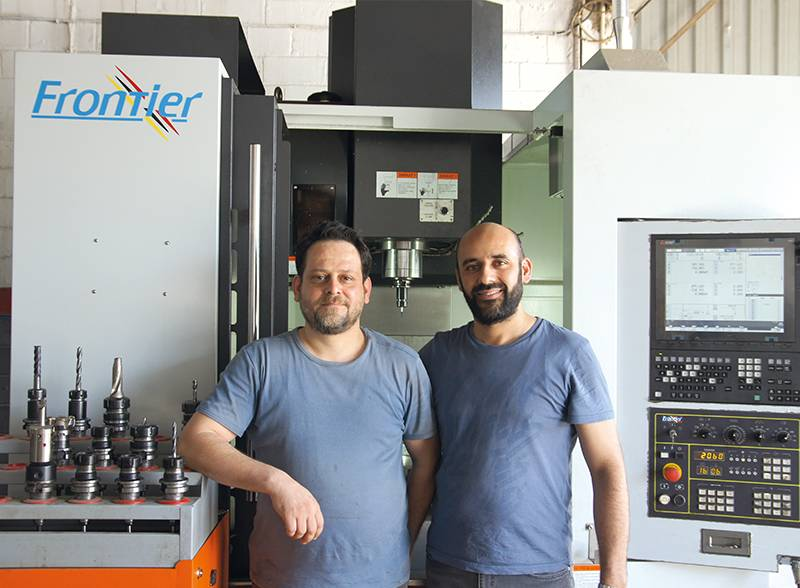 """İZM Kalıp: """"We are planning to sell our second hand machine and rent technology again"""""""