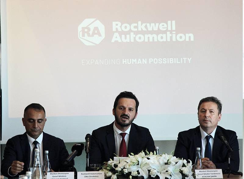 Rockwell Automation's exclusive distributor in Turkey, becomes Market Automation