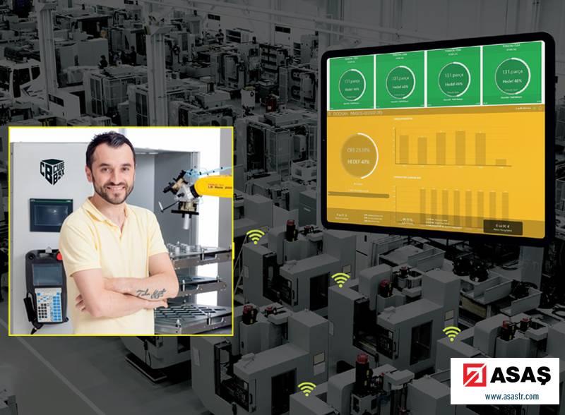 TEZMAKSAN, çözüm ortağı /brASAŞ Alüminyum'u/br Endüstri 4.0'a/br taşıdı!