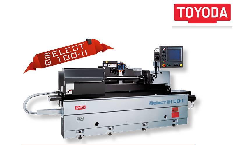 Toyoda Select G 100-II Universal Taşlama Tezgahı