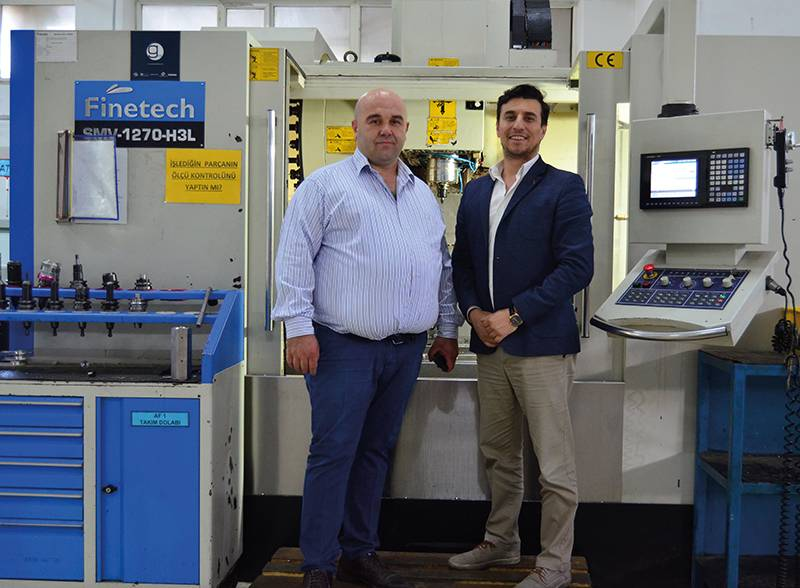 """""""We produce for serious sectors with the serious technologies of TEZMAKSAN"""""""